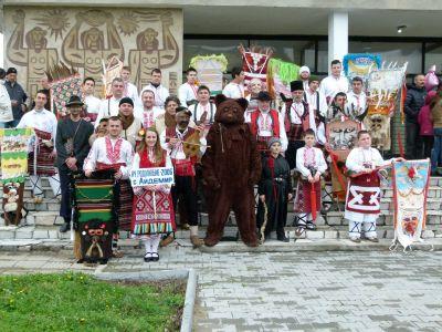 Фестивал на кукерите и маските - НЧ Родолюбие 2006 - с. Айдемир, Силистра