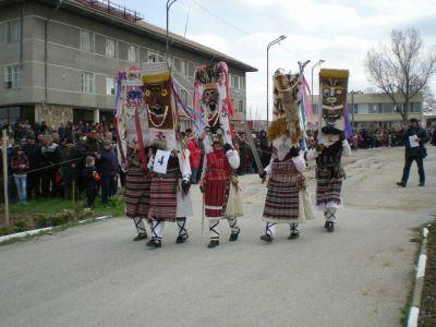 10 - Фестивал на кукерите и маските в село Айдемир - НЧ Родолюбие 2006 - с. Айдемир, Силистра