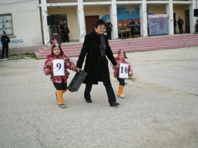 11 - Фестивал на кукерите и маските в село Айдемир - НЧ Родолюбие 2006 - с. Айдемир, Силистра