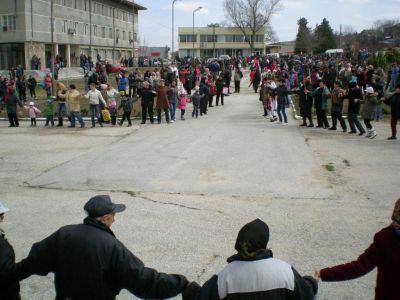 12 - Фестивал на кукерите и маските в село Айдемир - НЧ Родолюбие 2006 - с. Айдемир, Силистра