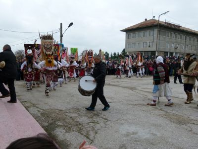 Кукери - НЧ Родолюбие 2006 - с. Айдемир, Силистра
