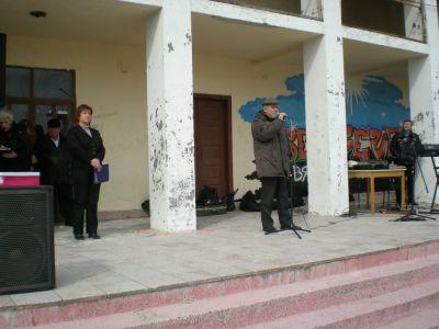 2 - Фестивал на кукерите и маските в село Айдемир - НЧ Родолюбие 2006 - с. Айдемир, Силистра