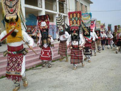 7 - Фестивал на кукерите и маските в село Айдемир - НЧ Родолюбие 2006 - с. Айдемир, Силистра