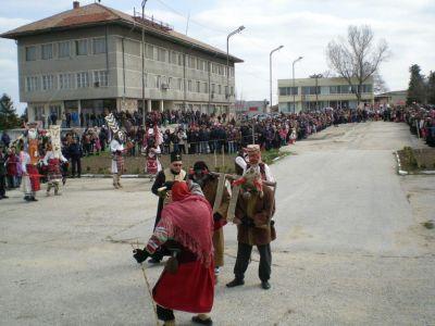 8 - Фестивал на кукерите и маските в село Айдемир - НЧ Родолюбие 2006 - с. Айдемир, Силистра