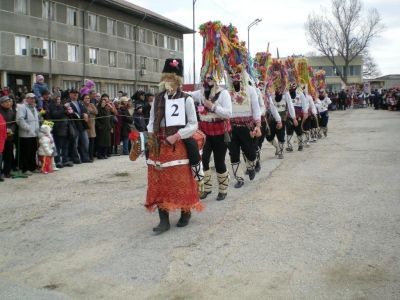 9 - Фестивал на кукерите и маските в село Айдемир - НЧ Родолюбие 2006 - с. Айдемир, Силистра